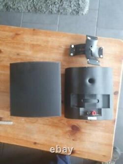 2 X LINN AV5110 AV 5110 Bookshelf Home Cinema/Theatre Surround Sound Speakers