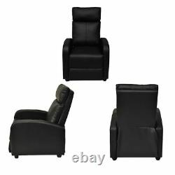 Adjustable Recliner Sofa Home Theater Seating TV Armchair