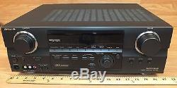 Aiwa (AV-D55) Pro Logic Surround Home Theater Stereo Receiver with Super T Bass