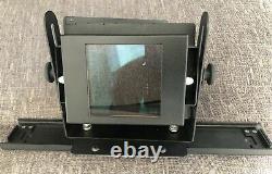 Anamorphic Projector Lens 1.33x Cinemascope. Home Theater. JVC. Sony. Epson