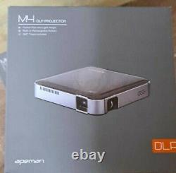 Apeman M4 Dlp Mini Projector Home Theatre Pocket Sized And Portable