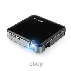 Apeman M4 Dlp Mini Projector Home Theatre Pocket Sized Portable Bundle