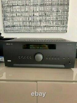 Arcam AVR850 AV Receiver 7.1 Home Theatre Dolby Atmos Tuner FM DAB+ EXC. COND