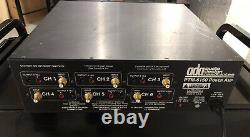 Audio Design Associates ADA PTM-6150 6 Channel Power Amplifier Home Theater