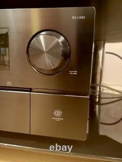 BOXED Pioneer SC-LX83 7.1 Channel 190 Watt Surround Sound Home Theater Receiver