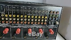 B&K Components AVR 307 High End Audio Home Theater Receiver Tested Working