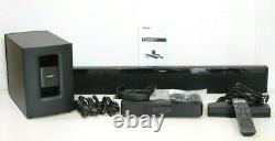 Beautiful Bose SoundTouch 130 Home Theater System (Black) e385
