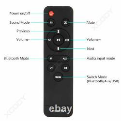 Bluetooth TV Sound Bar Speaker SUPER BASS Home Theater Soundbar Subwoofer