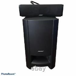 Bose Cinemate 15 Sound Bar & Subwoofer Home Theater System No Remote