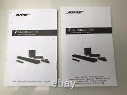 Bose Soundtouch 130 Home Theatre Cinema System Surround Wireless Bluetooth Amp