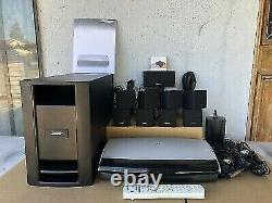Bose lifestyle 28 DVD home theatre system come with all cables