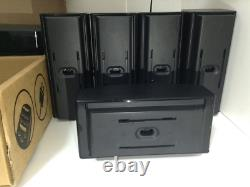 Bose lifestyle 520 sound touch home theatre in original box & packaging complete