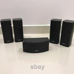 Bose lifestyle 535 sound touch series lll home theatre system