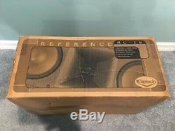 Brand New Klipsch RC-10 Center Speaker Black Home Theater