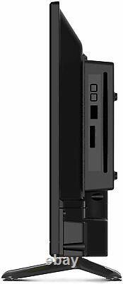 Cello 12 Volt 24 ZSF0242-12V TV LED TV/DVD HD Ready and Built In Satellite 2020