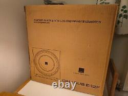 DALI SUB E-12 F Home Theatre / Home Audio & HiFi 12 subwoofer Satin Black