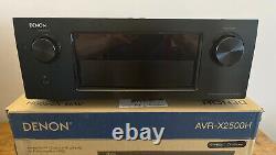 DENON 4K 3D HD AVR-3313 7.2 Home Theatre Cinema Receiver USB 7X HDMI Amp AIRPLAY