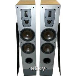 Dali IKON 6 HiFi Home Theatre Floor Standing Speakers Black (Pair) Inc Warranty