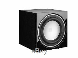 Dali Sub E-9F HiFi Home Theater Subwoofer Active Power Amplifier Gloss Black