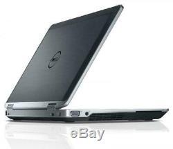 Dell Latitude Business Gaming Laptop HD Windows 10 Pro Core-I5 SSD