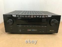 Denon 7.2 4K Home Theater Receiver (105 watts) AVR-X3500H NEW Open Box