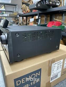 Denon AVR-1911 7.1 Channel AV Surround Sound Home Theater HDMI Receiver