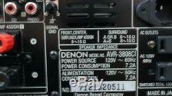 Denon AVR-3808CI Home Theater Receiver