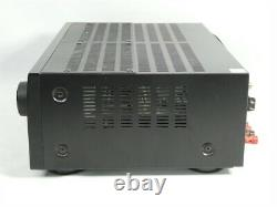 Denon AVR-E300 Receiver 5 Channel 3D Pass Through Networking Home Theatre Bundle