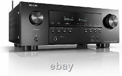 Denon AVR-S950H Receiver, 7.2 Channel (185W X 7) 4K Ultra HD Home Theater
