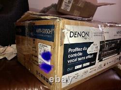 Denon AVR-X2700H 7.2 Channel 8K Home Theater AV Receiver 2020 Model OPEN BOX