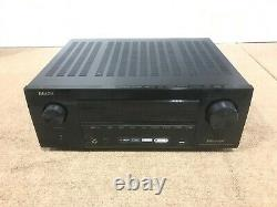 Denon AVR-X3700H 9.2 Channel Home Theater Receiver w Wi-Fi BT AirPlay 2 Open Box