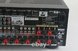 Denon AVR-X4000 7.2 Channel Home Theater Integrated Network AV Receiver