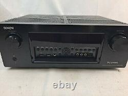 Denon AVR-X4000 IN-Command 7.2 CH Home Theater Receiver. Tested. JM-1001