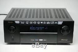 Denon AVR-X4500H 9.2 Channel 4K Home Theater AV Receiver with Auro-3D