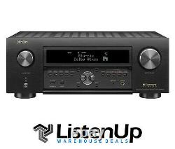 Denon AVR-X6700H 11.2-channel home theater receiver with Wi-Fi, BT, AirPlay 2
