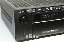 Denon AVR-X8500H 13.2 Channel Home Theater Receiver BLACK (MADE IN JAPAN)