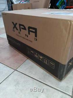 EMOTIVA XPA-5 Gen3 5-Channel Audiophile Home Theater Power Amplifier