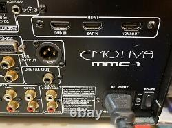Emotiva MMC-1 A/V Preamp Home Theater