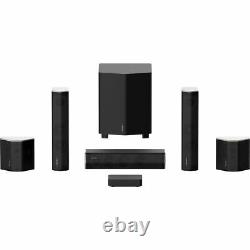Enclave CineHome II Wireless 5.1 Home Theater Surround Sound CineHub Edition