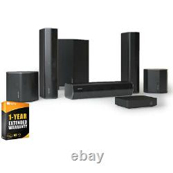 Enclave CineHome II Wireless 5.1 Home Theater Surround Sound + Extended Warranty