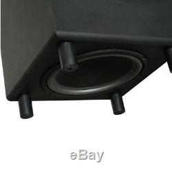 Fenton SHFS08B Active Powered Home Theatre Bass Sub Hifi Subwoofer Speaker 8