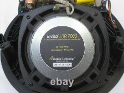 GoldenEar Invisa HTR 7000 in-ceiling home theater loudspeakers one pair