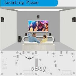 HI-FI ACTIVE 5.1Ch Surround Sound Bluetooth Home Theater Speaker System