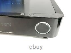 Harman Kardon BDS 2 SO 2.1 Channel Blu-ray Home Theater Receiver Black Gloss