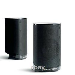 Harman Kardon HKTS 15 5.1-Channel Home Theater Speaker System Black