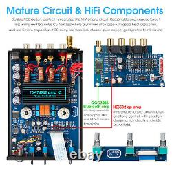 HiFi GE5654 Valve Tube Amplifier Audio Amp for Turntables Home Theatre Receiver