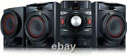 Home Theater Stereo Party System Kit Shelf Speakers 700W 2.1 Channel Wireless