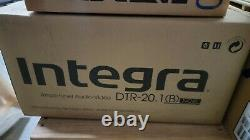 Integra DTR-20.1 Home Theater Audio / Video AV Receiver BRAND NEW