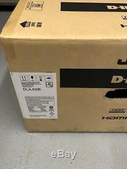 JVC DLA-N5 4K Projector Black Home Cinema Theatre HDR High Definition