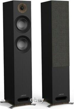 Jamo S807 HCS 5.0 Speaker Package Home Theatre Cinema Loudspeakers Black